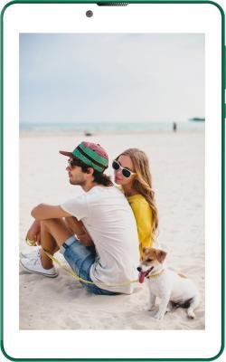Планшет Irbis TZ753 7 16Gb зеленый Wi-Fi 3G Bluetooth Android TZ753g футболка mustang 6866 1603 753 page 7