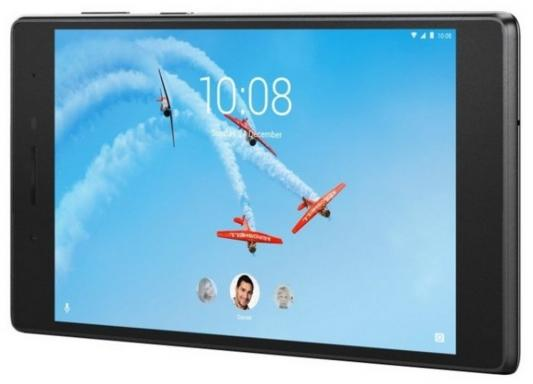 "Планшет Lenovo Tab 4 TB-7304X 7"" 16Gb черный Wi-Fi Bluetooth 3G LTE Android ZA330039RU"