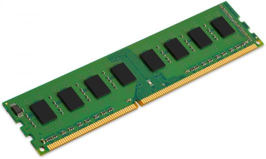 Оперативная память 4Gb (1x4Gb) PC4-19200 2400MHz DDR4 DIMM CL17 Kingston KVR24N17S6/4 dimm ddr4 4гб kingston kvr24n17s6 4