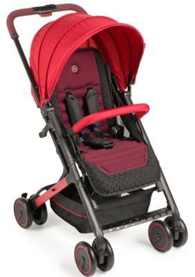 Коляска прогулочная Happy Baby Neon Jetta (cherry) коляска прогулочная happy baby neon jetta green