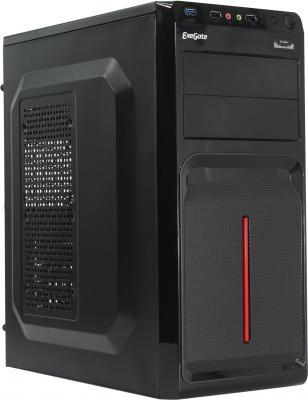 Корпус ATX Exegate AB-221U 500 Вт чёрный EX264159RUS free shipping 10pcs lot ap4509gm 4509gm sop8 offen use laptop p 100% new original