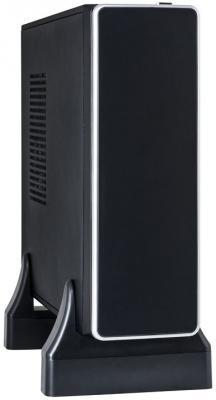 Корпус mini-ITX Exegate MI-212 450 Вт чёрный EX242557RUS корпус microatx exegate mi 205l 300 вт чёрный серебристый ex249478rus