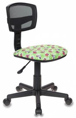 Кресло детское Бюрократ CH-299NX/DOLLS-GR зеленый куколки