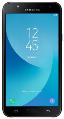 Смартфон Samsung Galaxy J7 Neo черный 5.5 16 Гб LTE Wi-Fi GPS 3G 4G SM-J701FZKDSER смартфон meizu m5 note белый золотистый 5 5 16 гб lte wi fi gps 3g