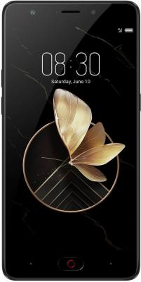 Смартфон ZTE Nubia M2 Play черный 5.5 32 Гб LTE Wi-Fi GPS 3G barry burd a android application development all in one for dummies