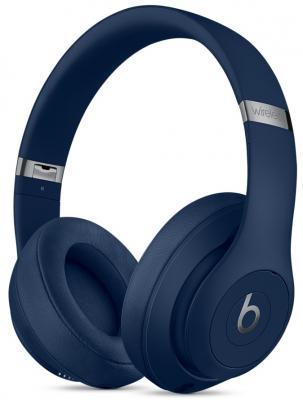 Наушники Apple Beats Studio3 синий MQCY2ZE/A