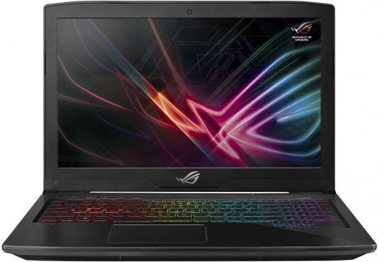 Ноутбук ASUS GL503VD GZ250 15.6 1920x1080 Intel Core i5-7300HQ 90NB0GQ4-M03920 полусинтетическое трансмиссионное масло hypoid getriebeoil tdl gl 4 gl 5 75w 90