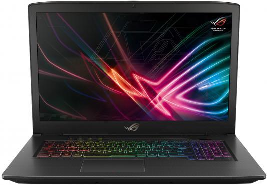 Ноутбук ASUS ROG SCAR Edition GL503VS-EI016T 15.6 1920x1080 Intel Core i7-7700HQ 90NR0G51-M00680 ноутбук asus rog gl753vd gc140 17 3 1920x1080 intel core i7 7700hq