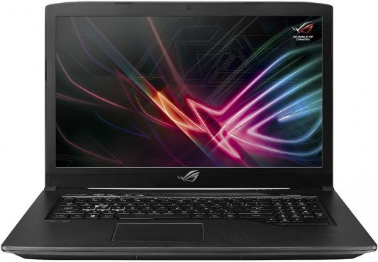 Ноутбук ASUS ROG SCAR Edition GL703VD-EE108T 17.3 1920x1080 Intel Core i7-7700HQ 90NB0GM1-M01690 ноутбук asus rog gl502vm