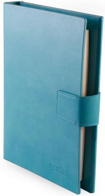 Портативное зарядное устройство Gmini Ежедневник GM-PB-90NP 9000mAh синий цена и фото