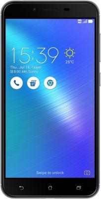Смартфон ASUS ZenFone 3 Max ZC553KL серый 5.5 16 Гб LTE Wi-Fi GPS 3G 90AX00D2-M01780 смартфон asus zenfone zoom 4g 128 gb