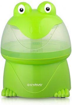 Увлажнитель воздуха ENDEVER Oasis 110 зелёный
