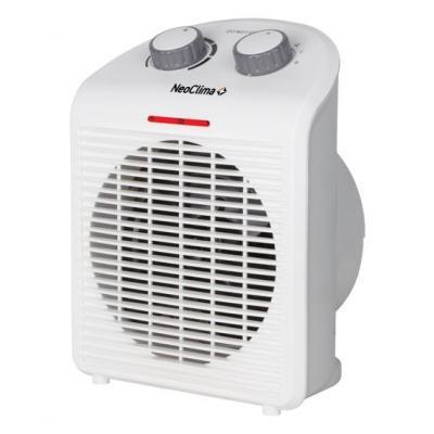 Тепловентилятор NEOCLIMA FH-18 2000 Вт вентилятор белый