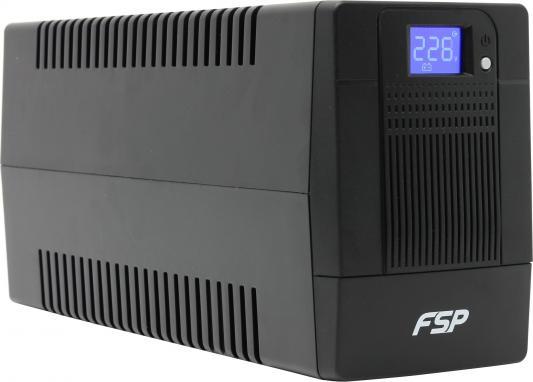 ИБП FSP DPV 450 450VA/240W PPF2401401 набор для объемного 3д рисования feizerg fsp 001 фиолетовый