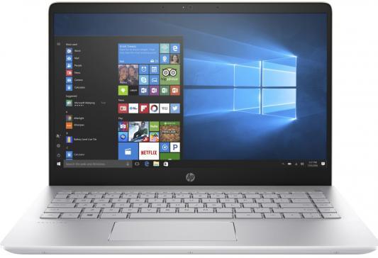 """Ноутбук HP Pavilion 14-bf029ur 14"""" 1920x1080 Intel Core i5-7200U 2YL01EA цена и фото"""