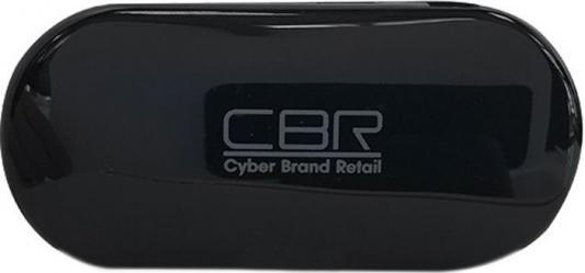 Концентратор USB 2.0 CBR CH 130 4 x USB 2.0 черный