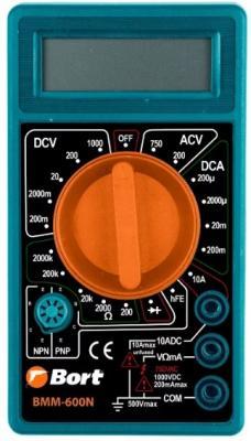 цена на Мультиметр Bort BMM-600N