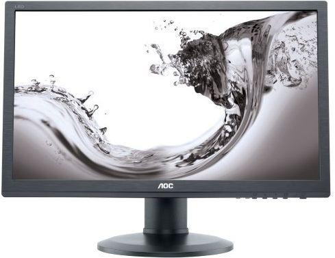 МОНИТОР 24 AOC E2460PXDA Black с поворотом экрана (61 cm, LED, 1920x1200, 5 ms, 170°/160°, 250 cd/m, 20M:1, +DVI, +MM) монитор aoc 21 5 e2270swdn e2270swdn