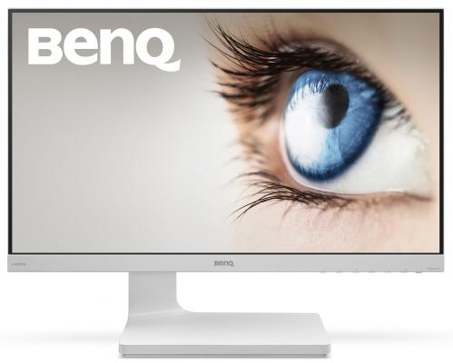 МОНИТОР 23.8 BenQ VZ2470H WHITE (VA, LED, 1920x1080, 4 ms, 178°/178°, 250 cd/m, 20M:1, +2xHDMI) монитор 27 samsung c27f591fdi серебристый va 1920x1080 250 cd m^2 4 ms hdmi displayport vga аудио