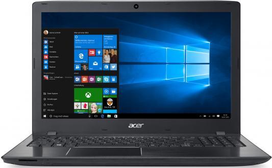 Ноутбук Acer Aspire E5-576G-54P6 15.6 1920x1080 Intel Core i5-7200U NX.GU2ER.014 ноутбук acer aspire e 15 e5 576g 55y4