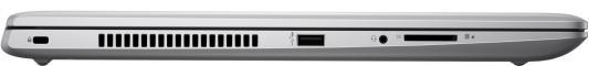 "Ноутбук HP 15-bw030ur 15.6"" 1366x768 AMD E-E2-9000e 500 Gb 4Gb AMD Radeon R2 белый Windows 10 Home 2BT51EA"