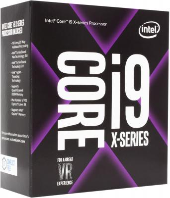 Процессор Intel Core i9-7960X 2.8GHz 22Mb Socket 2066 BOX cpu intel core i9 7920x computer