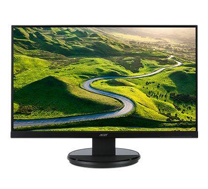 Монитор жидкокристаллический Acer K272HLEbd Монитор LCD 27'' [16:9] 1920х1080 VA, nonGLARE, 300cd/m2, H178°/V178°, 3000:1, 100M:1, 16,7M Color, 4ms, VGA, DVI, Tilt, 3Y, Black dvi vga lcd controller board rt2261 12 1 ltd121ecnn 1024 768 lcd touch panel