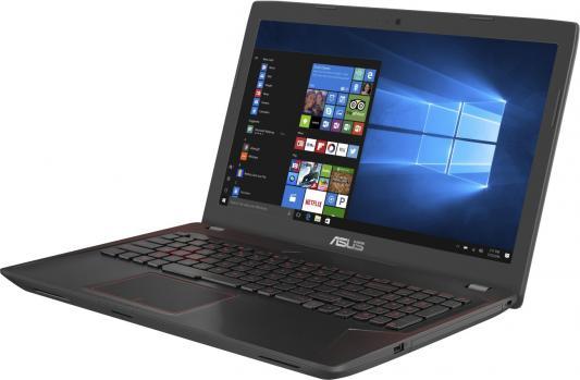 """Ноутбук ASUS FX553VD E41113T 15.6"""" 1920x1080 Intel Core i5-7300HQ 90NB0DW4-M17730"""