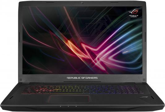 Ноутбук ASUS ROG GL702VI-BA043T 17.3 1920x1080 Intel Core i7-7700HQ 90NB0G91-M00620 alparaisa изделие декоративное кот гимнаст с16 043 7