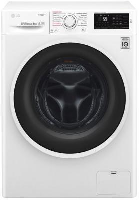 Стиральная машина LG F4J6TS0W белый