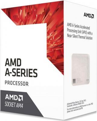 Процессор AMD A10 9700E AD9700AHABBOX Socket AM4 BOX проц amd soc a