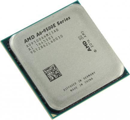 Процессор AMD A6 9500E AD9500AHABBOX Socket AM4 BOX проц amd soc a