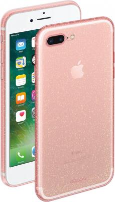 Накладка Deppa Chic для iPhone 7 Plus iPhone 8 Plus розовое золото 85302
