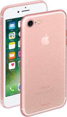 Накладка Deppa Chic для iPhone 7 iPhone 8 розовое золото 85299