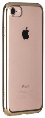 Накладка Deppa Gel Plus Case для iPhone 7 iPhone 8 золотой 85256