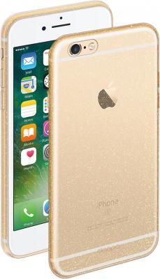 Накладка Deppa Chic для iPhone 6 iPhone 6S золотой 85294 чехлы для телефонов радужки накладка пластиковая на iphone 6 6s