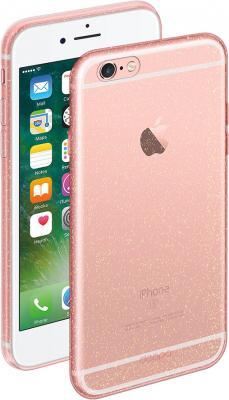 Накладка Deppa Chic для iPhone 6 iPhone 6S розовое золото 85296 айфон 6s розовое золото