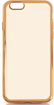 Силиконовый чехол с рамкой для iPhone 6 Plus/6S Plus DF iCase-03 чехол аккумулятор df ibattery 21 для iphone 6s plus iphone 6 plus чёрный