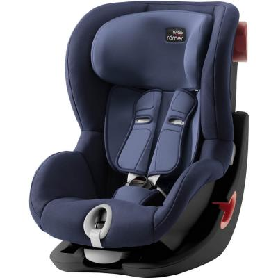 Автокресло Britax Romer King II Black Series (moonlight blue trendline) автокресло britax rоmer dualfix i size 0 18 кг moonlight blue trendline