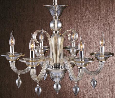 Подвесная люстра Crystal Lux Caetano SP6 люстра crystal lux fontain sp8