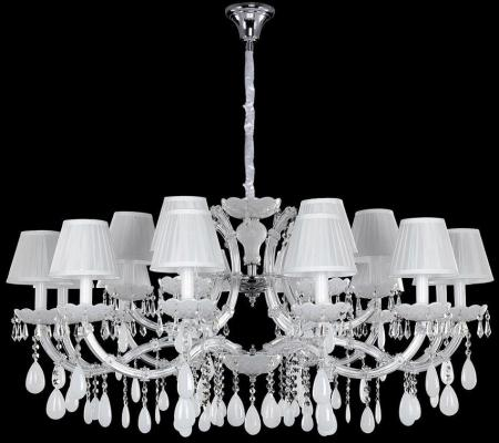 Подвесная люстра Crystal Lux Blanca SP18 люстра crystal lux fontain sp8