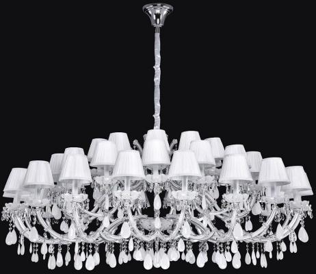 Подвесная люстра Crystal Lux Blanca SP45 люстра crystal lux fontain sp8