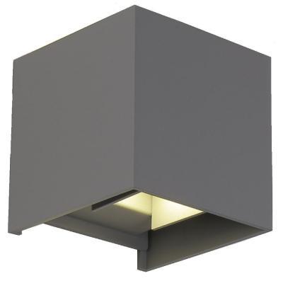 Настенный светильник Crystal Lux CLT 520W GR настенный светильник crystal lux clt 520w gr
