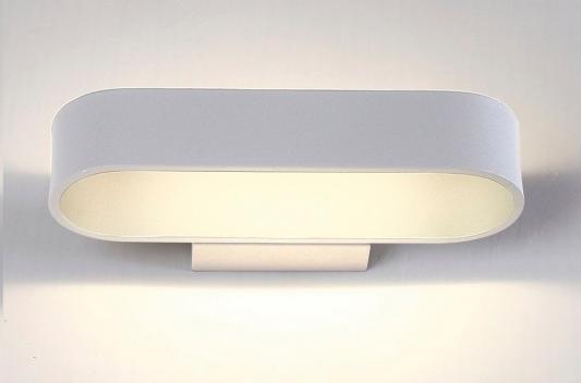 Настенный светодиодный светильник Crystal Lux CLT 511W260 WH настенный светильник crystal lux clt 511w260 gr