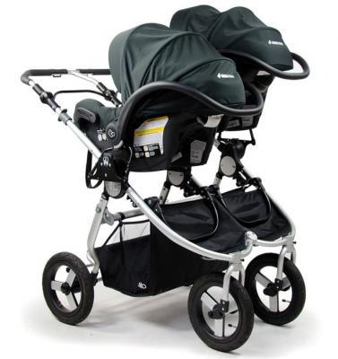 Адаптер для коляски Bumbleride Indie Twin (MNCT-02) поврежденная упаковка адаптер bumbleride для коляски indie twin car seat adapter single нижний