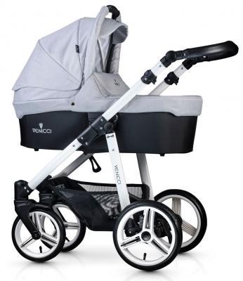 Коляска 2-в-1 Venicci Soft (light grey) коляска venicci gusto grey