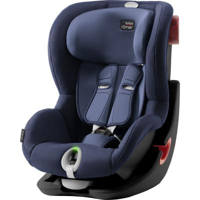 Автокресло Britax Romer King II LS Black Series (moonlight blue) автокресло britax romer king ii black series moonlight blue