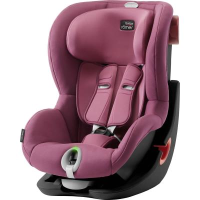 Автокресло Britax Romer King II LS Black Series (wine rose) language leader coursebook intermediate cd rom