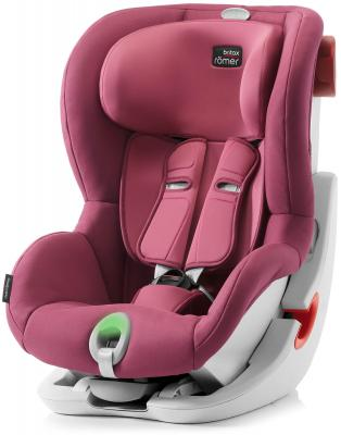 Автокресло Britax Romer King II LS (wine rose) коляска britax romer b agile wood brown 2000023124