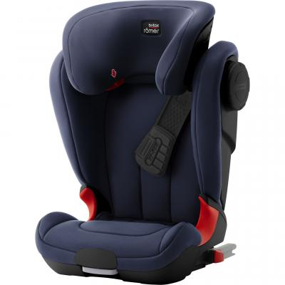 Автокресло Britax Romer Kidfix  XP Black Series (moonlight blue) коляска britax romer b agile wood brown 2000023124